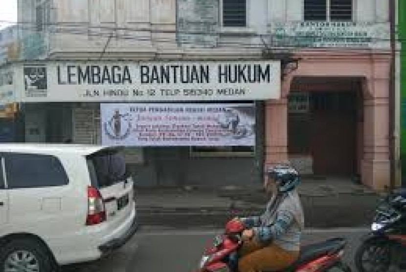 Kantor LBH Medan