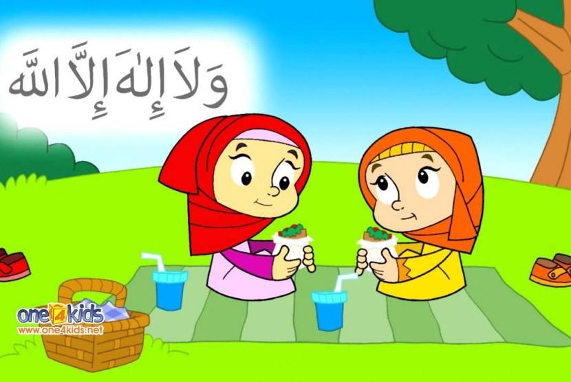 Gambar Bercerita Islami
