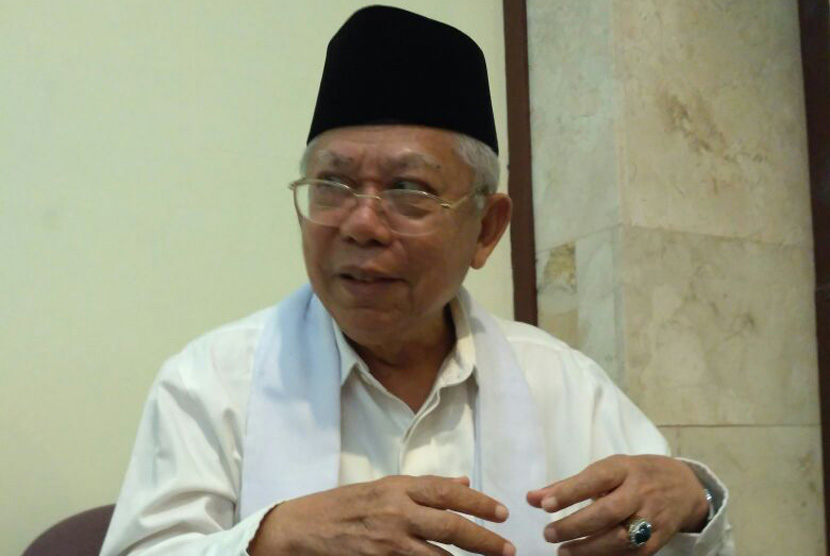 KH Maruf Amin