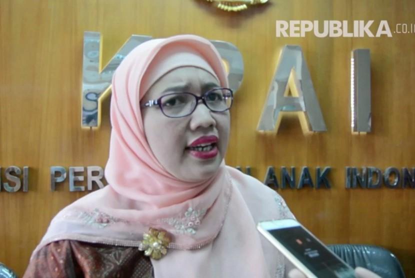 Komisioner Bidang Pendidikan Komisi Perlindungan Anak Indonesia (KPAI) Retno Listyarti