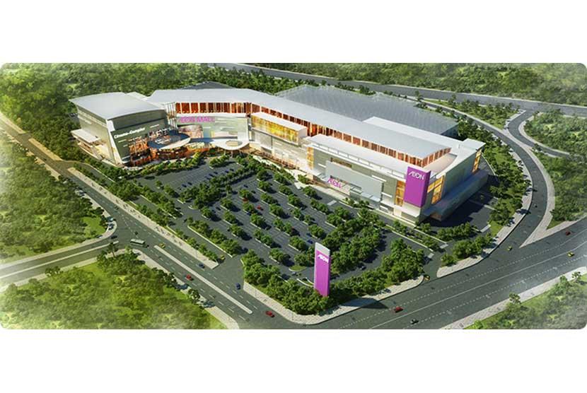 Aeon Bsd City Store Buka Akhir Pekan Ini Republika Online