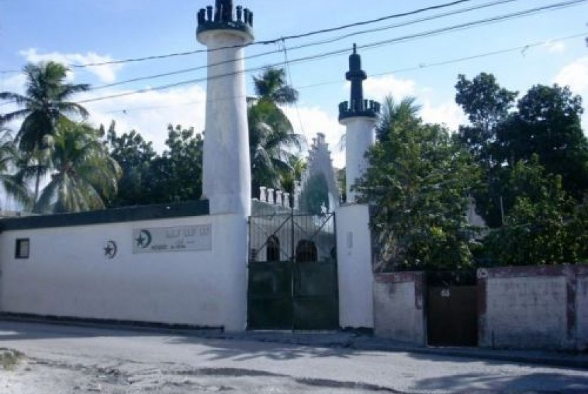 Masjid di Haiti