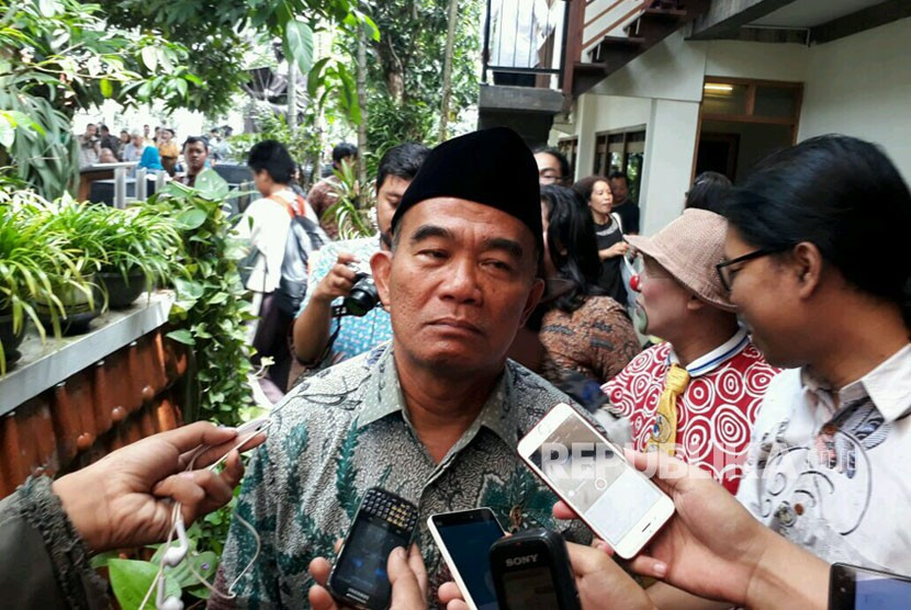 Menteri Pendidikan dan Kebudayaan (Mendikbud), Muhadjir Effendy.