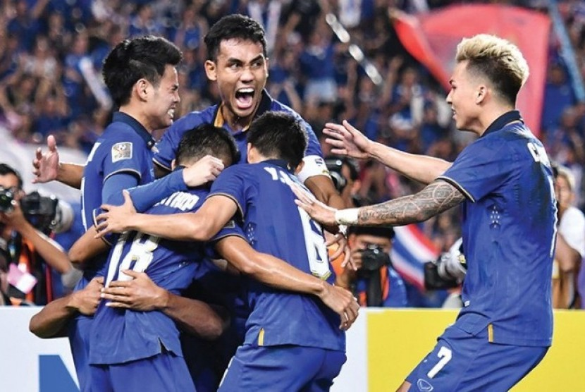 Thailand Juara Piala Aff 2016  Republika Online