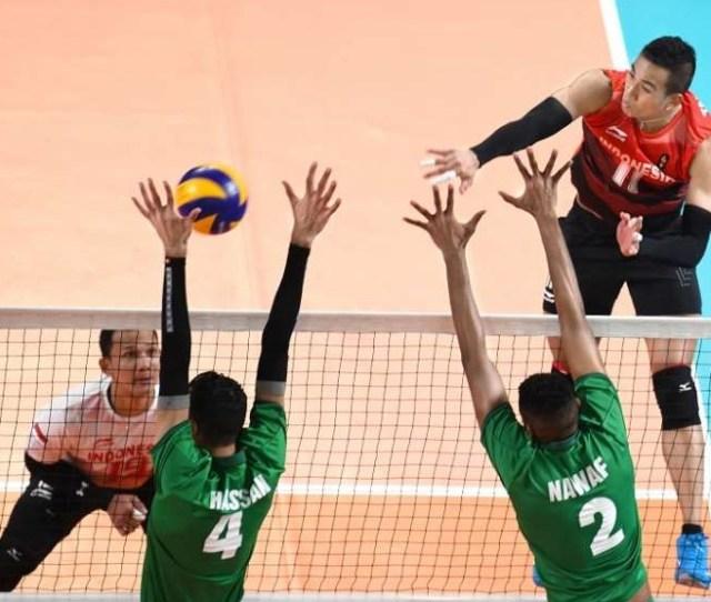 Pelatih Voli Putra Optimistis Indonesia Kalahkan Kirgistan