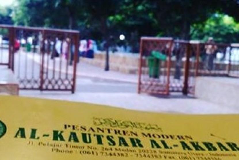Pesantren Al Kautsar Al Akbar, Jalan Pelajar Timur No. 264, Medan, Sumatera Utara