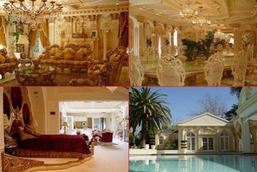 Yuk Intip Rumah Raja Bollywood Shahrukh Khan 2Habis