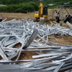 Baja Ringan Taso Jakarta Timur Mau Aman Pilih Material Bangunan Asli Republika Online