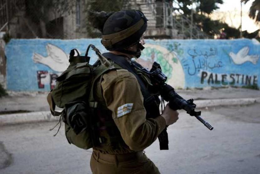 Tentara pendudukan Israel