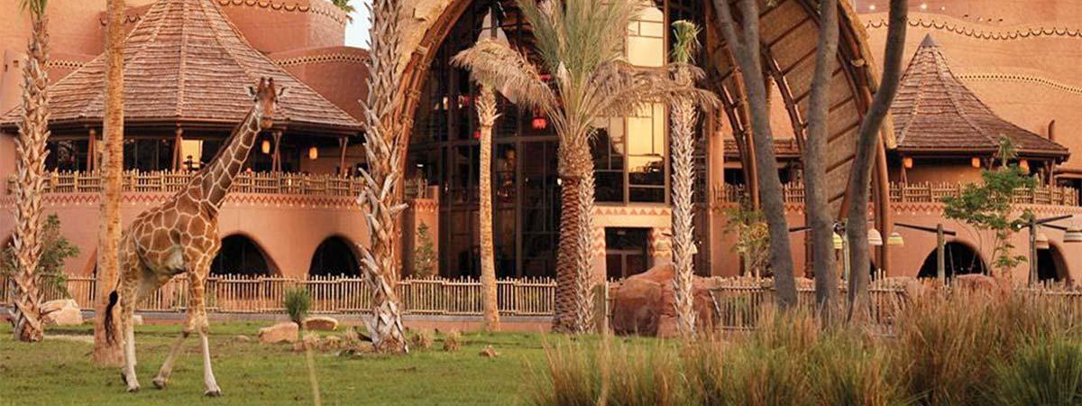 Disney's Animal Kingdom Villas - Kidani Village