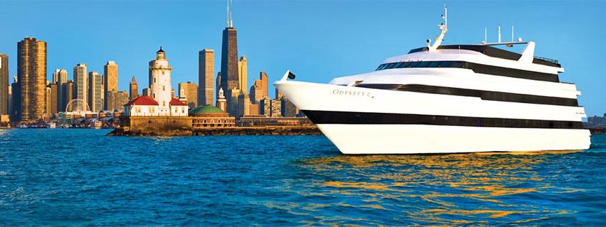 Odyssey Dinner Cruise Chicago IL