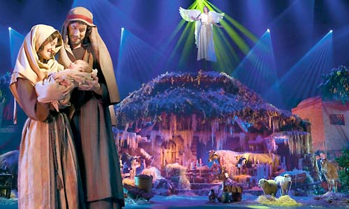Miracle Of Christmas At Sight Amp Sound Theatre Branson MO