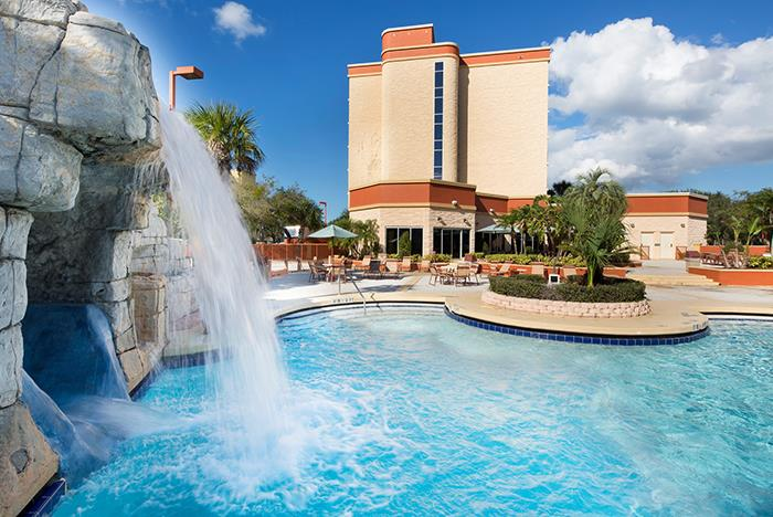Royale Parc Hotel Orlando Lake Buena Vista formerly