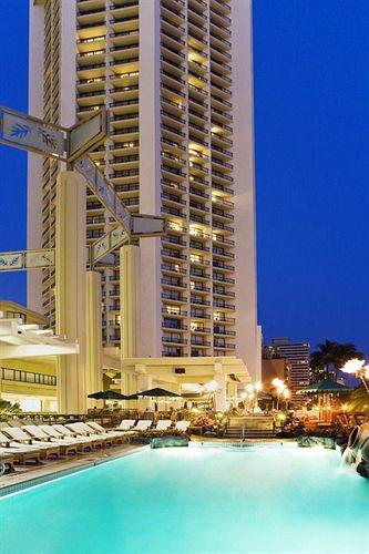 Hyatt Regency Waikiki Beach Resort  Spa  Honolulu HI
