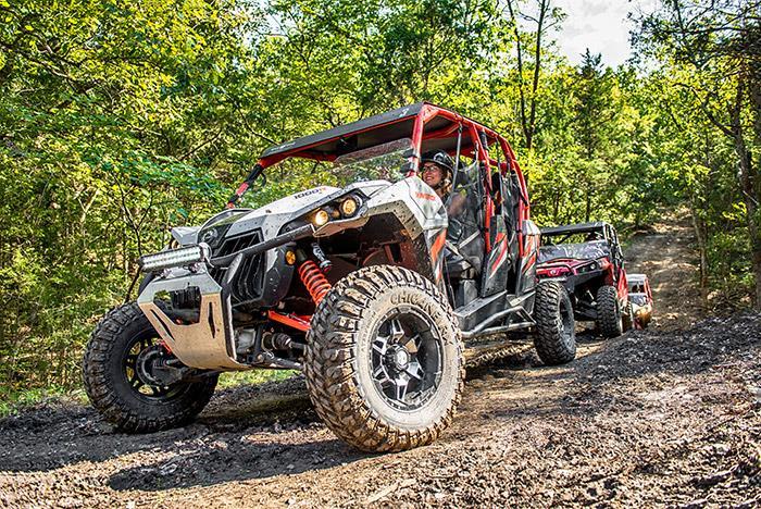 Ozark Off Road ATV Adventures - Branson. MO