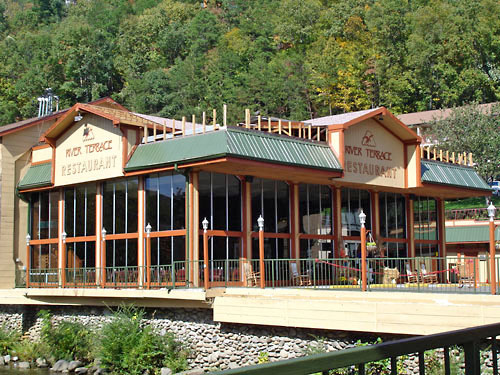 Gatlinburg River Terrace Resort  Convention Center