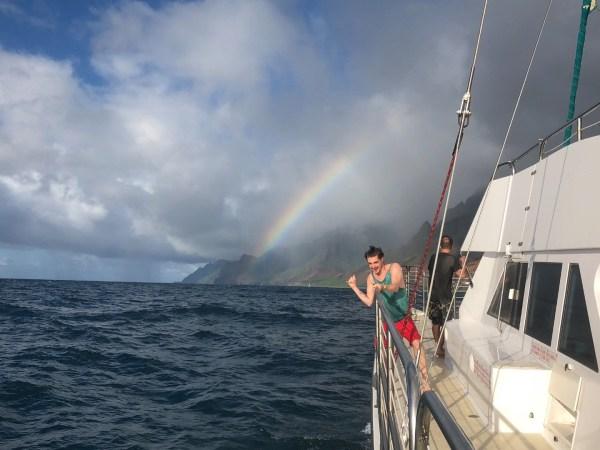 Na Pali Snorkel & Sunset Dinner Cruise In Kauai Sea Tours