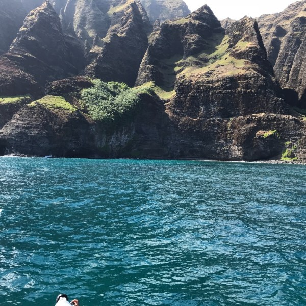 Deluxe Na Pali Snorkel Cruise Kauai Sea Tours