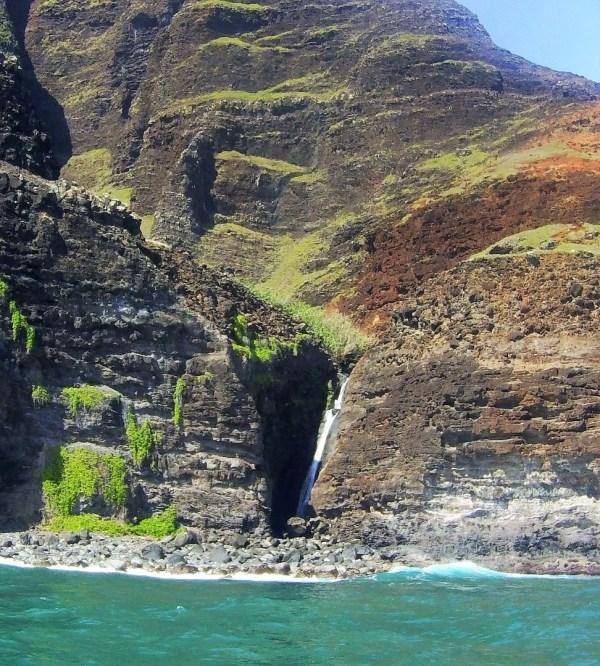 Kauai Hawaii Na Pali Coast Raft