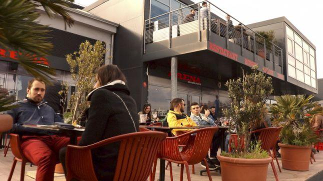Restaurant LArena Caf Brest En Vido HotelRestoVisio