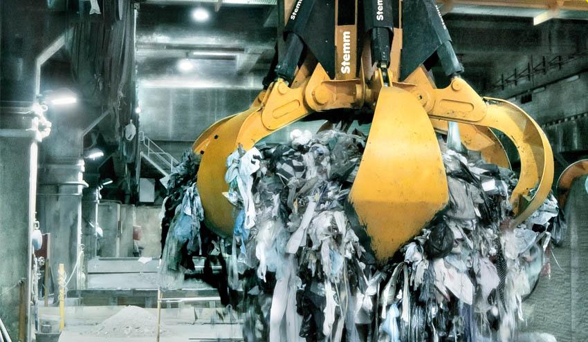 Los países con mayores tasas de reciclaje tienen plenamente asentada la valorización energética