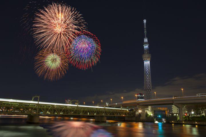 7 月 27 日 花火 大会 関東