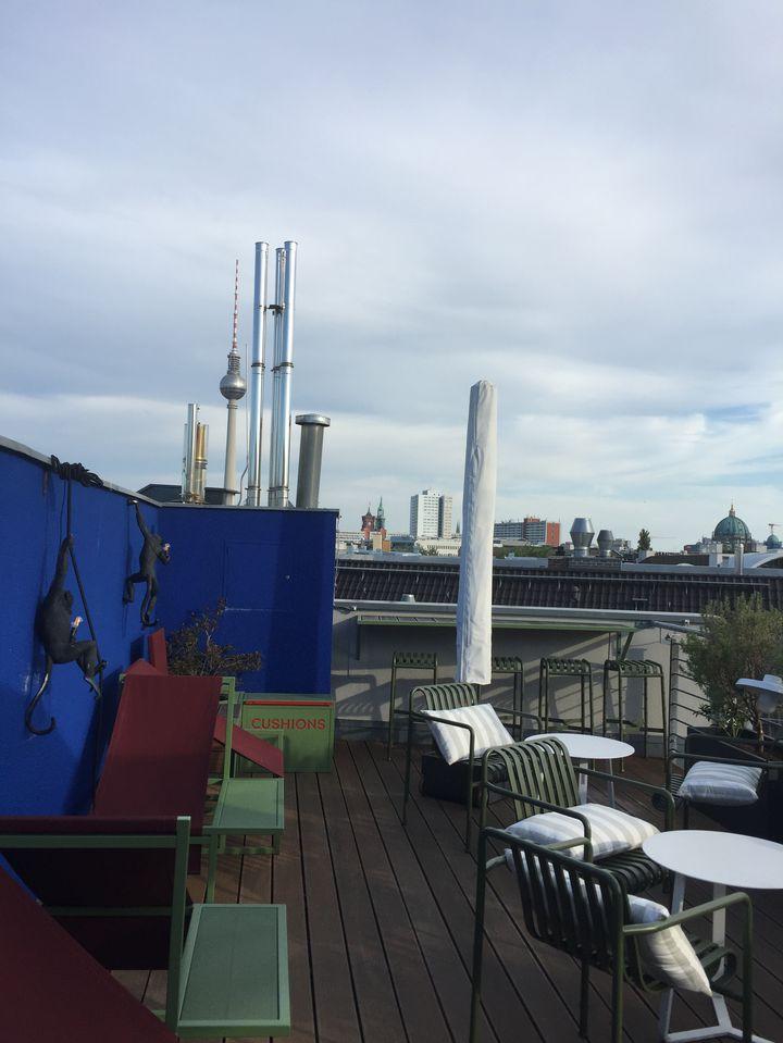 ここに泊まりたいから私はベルリンに行く。「サーカスベルリン」の魅力を徹底解剖