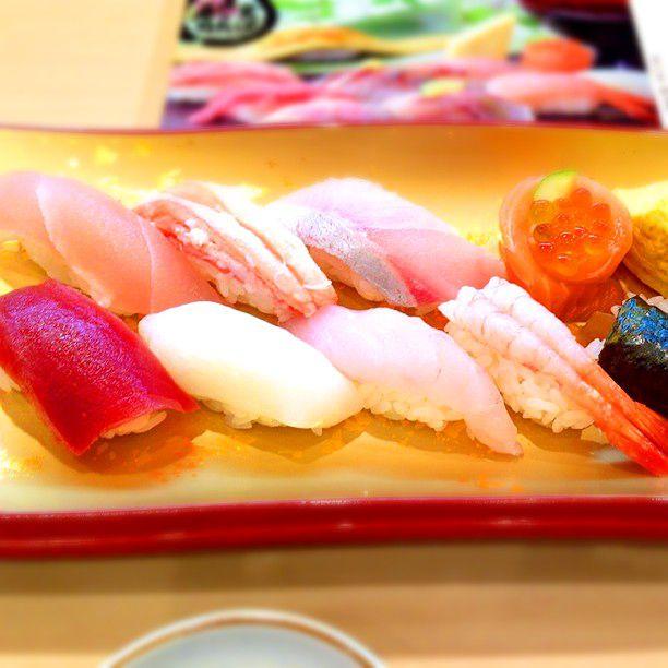 金沢行ったら回転寿司は欠かせない!おすすめランチランキングTOP5