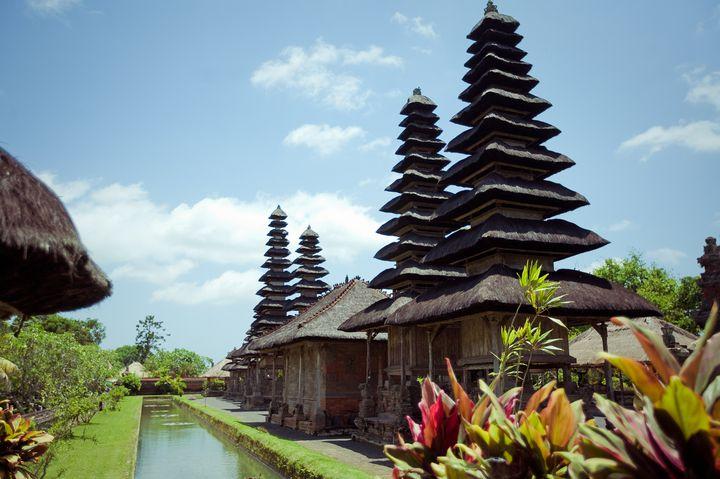 """この美しさ、神秘的。バリ島の水上寺院""""タマン・アユン寺院""""の魅力"""