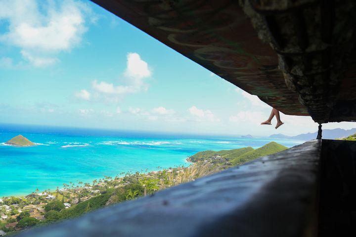 ハワイ最高のフォトスポット!「ラニカイピルボックス」でシャッターを切ろう