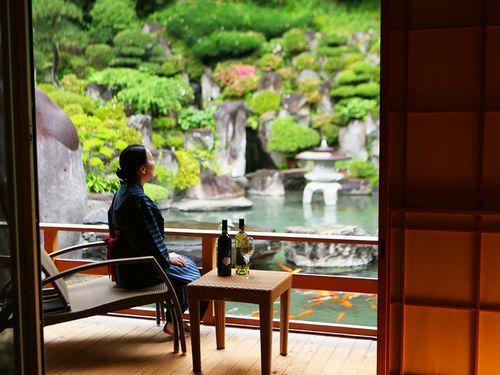 【厳選】大人な温泉旅館で極上の癒しを。山梨の極上温泉旅館5選~甲府・笛吹周辺~