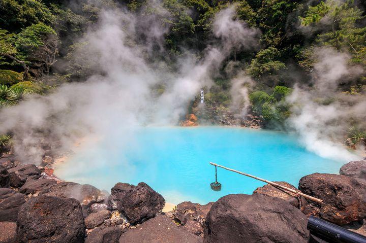 温泉湧出量日本一の湯煙の町!大分県「別府温泉」のおすすめ旅館10選