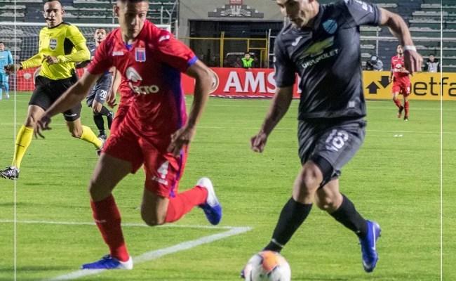 Adversário Do Palmeiras Na Volta Da Libertadores Cogita Mandar Jogo Em Outro País Ric Mais
