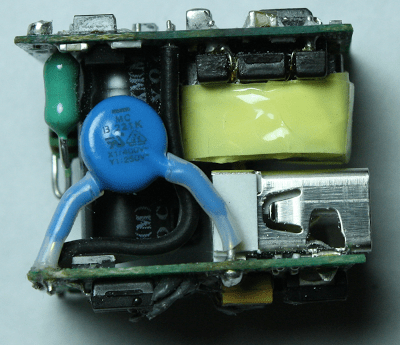 iphone 4 disassembly diagram 2000 toyota camry parts apple charger teardown: quality in a tiny expensive package
