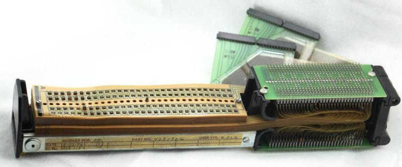 A TROS module, about 15