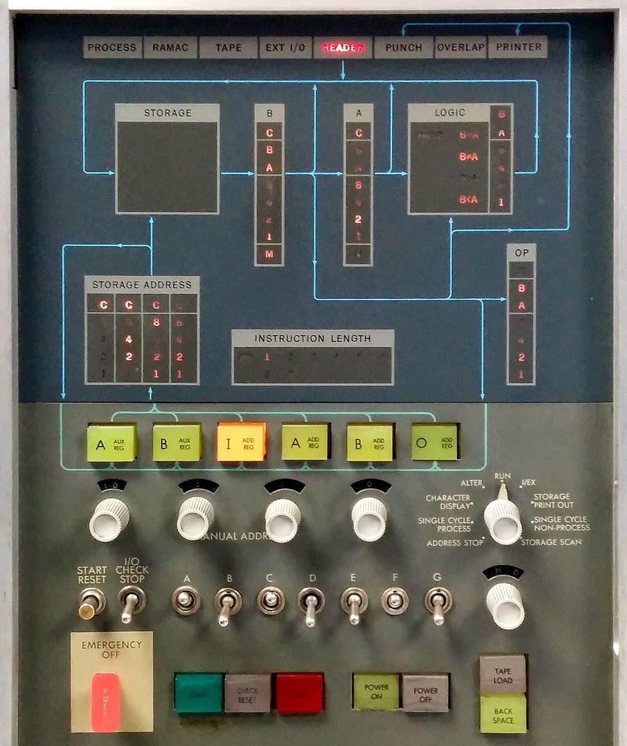 12minute Mandelbrot fractals on a 50 year old IBM 1401