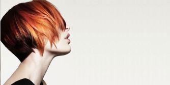 shatush capelli corti rossi