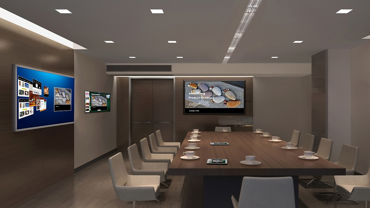 Conference room equipment checklist keeps meetings on track