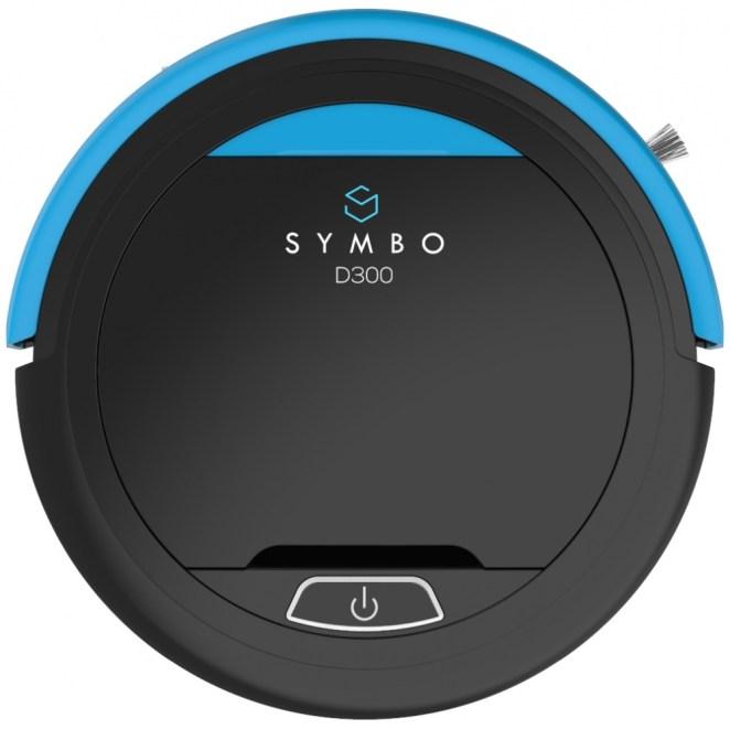 Symbo D300B - Robotický vysavač