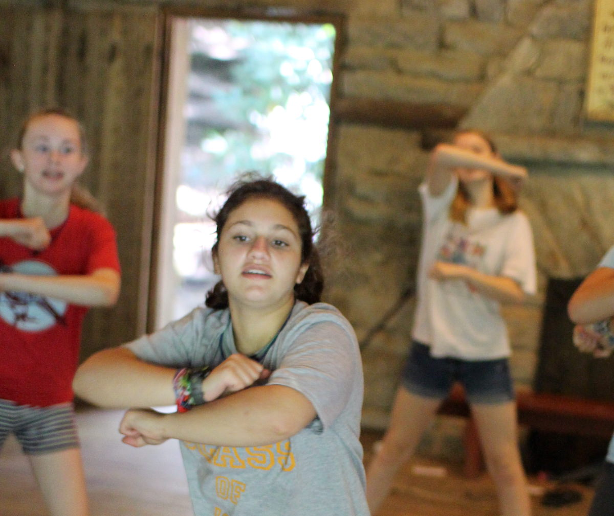 Kids Summer Dance Camp