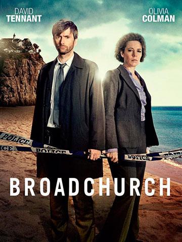 "Broadchurch Saison 2 Streaming : broadchurch, saison, streaming, Behavior, Continues, Domination, ""American, Crime,"", ""CSI:Cyber,"", Broadchurch"", TV/Streaming, Roger, Ebert"
