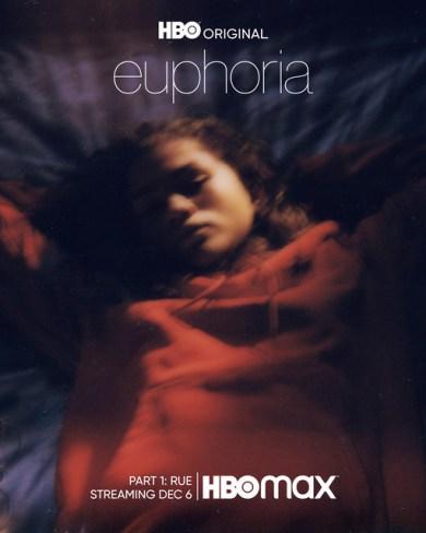 content EUPHORIA Rue Instagram portrait