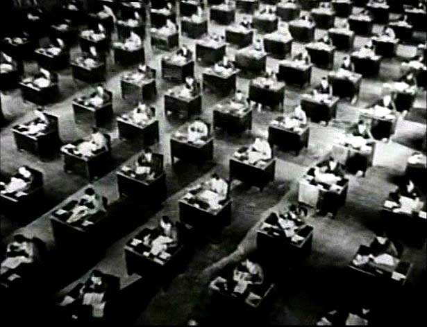 Chasing the image Office spaces  Scanners  Roger Ebert