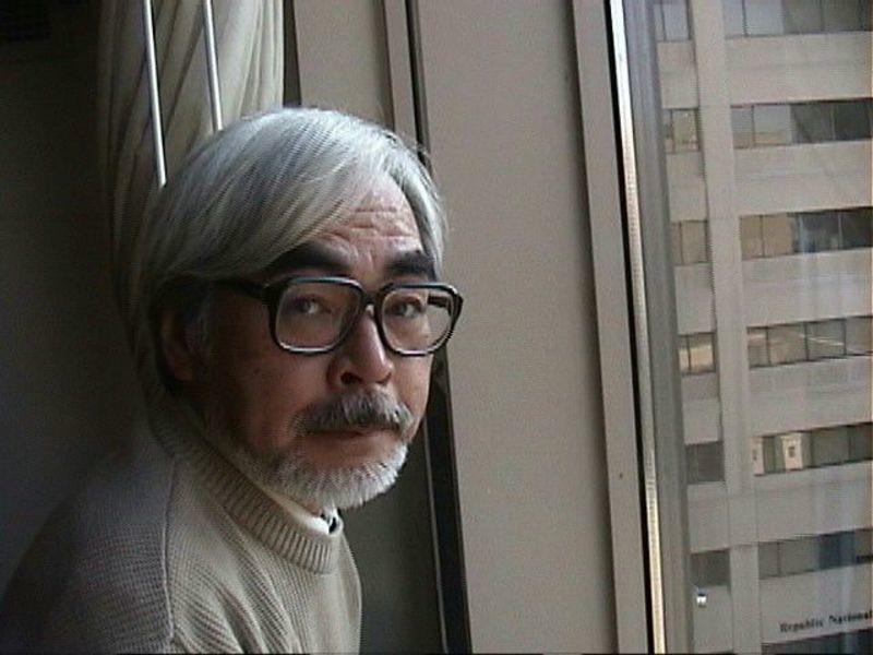 Hayao Miyazaki interview  Interviews  Roger Ebert