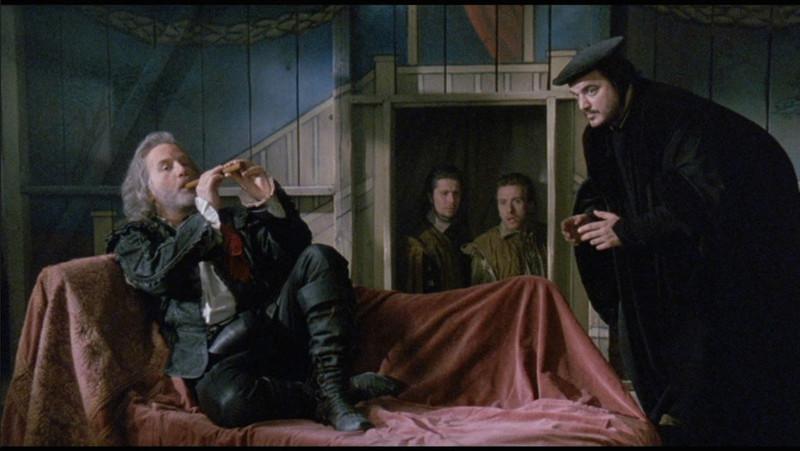 Image result for rosencrantz and guildenstern are dead richard