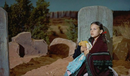 Image result for lana wood in the searchers