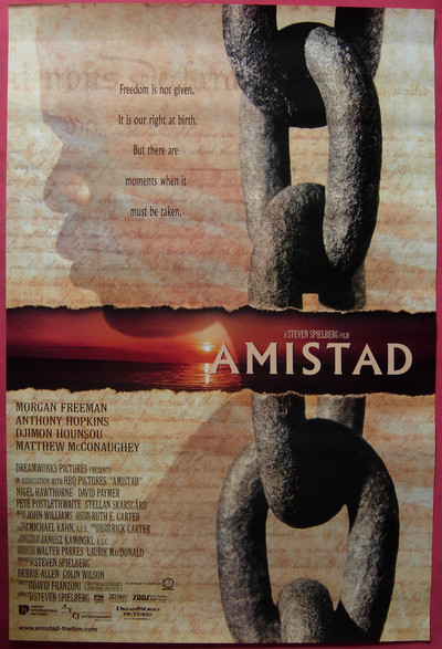 Amistad Movie Review & Film Summary (1997)  Roger Ebert