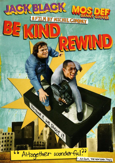 Be Kind Rewind Movie Review  Film Summary 2008  Roger Ebert