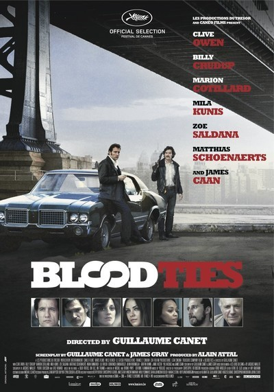 Blood Ties Movie Poster