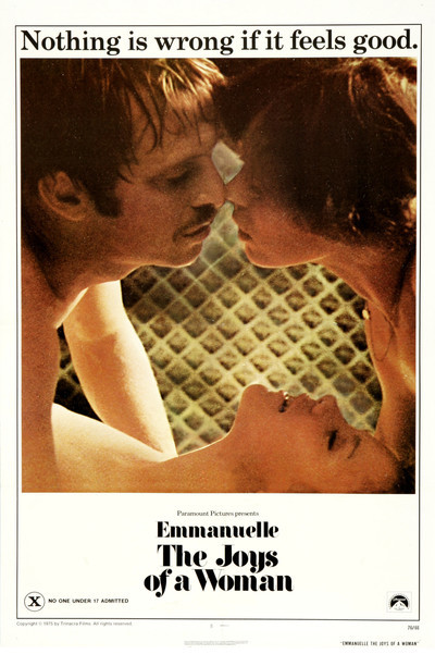 Emmanuelle  The Joys Of A Woman Movie Review (1976